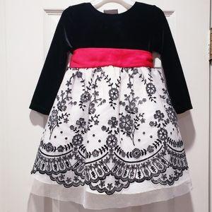 Holiday formal dress